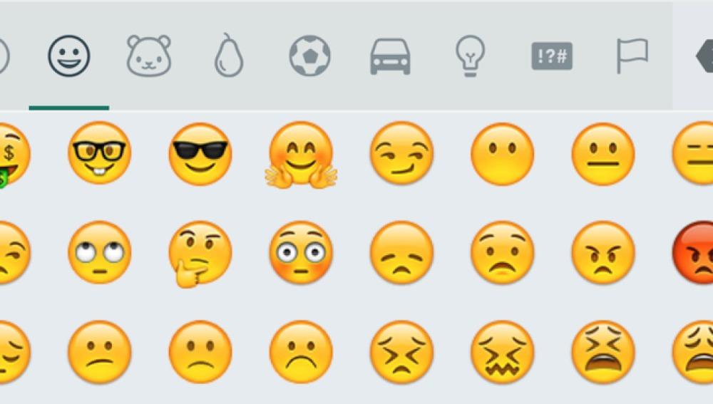 Come cercare emoticon su WhatsApp 1