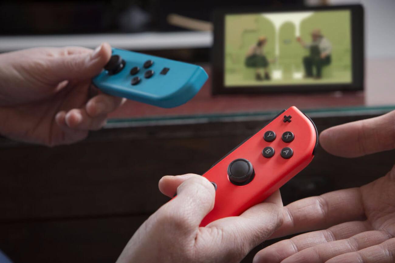 Come collegare il Joy-Con Nintendo Switch a un cellulare? 1