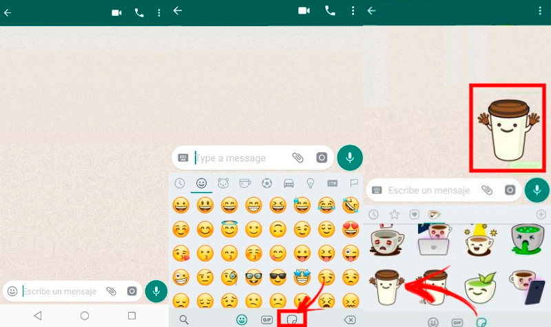 Come attivare i nuovi adesivi WhatsApp? Guida passo passo 3