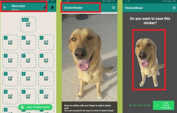 Come creare e personalizzare adesivi nuovi e divertenti per WhatsApp Messenger su Android e iOS? Guida passo passo 6