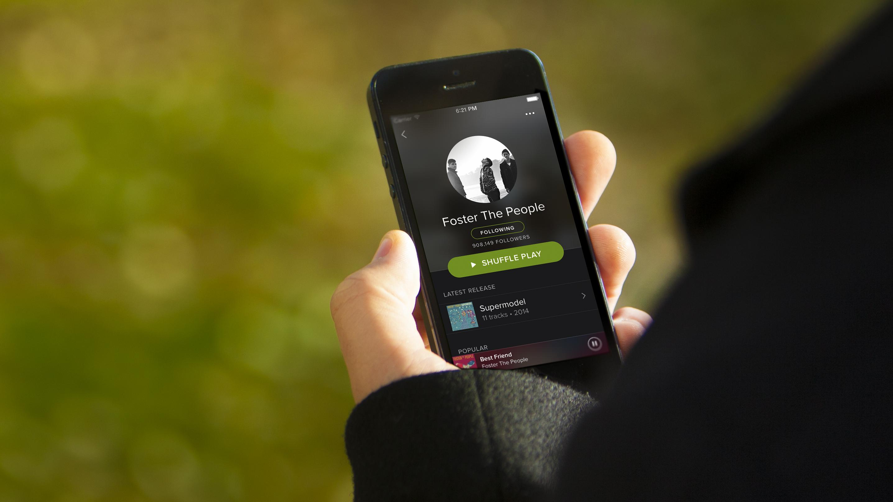 Come sbloccare Spotify al lavoro 1