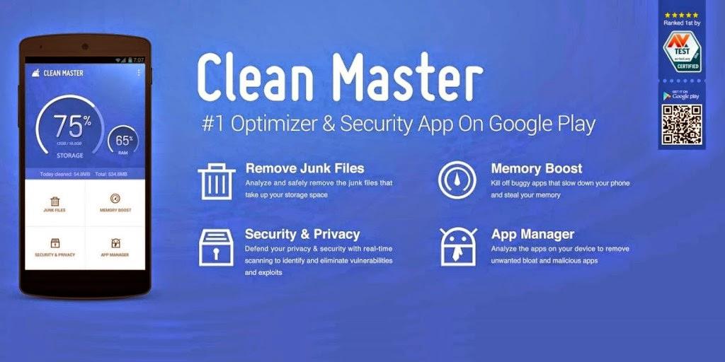 Come scaricare Clean Master senza pubblicità o pubblicità 1