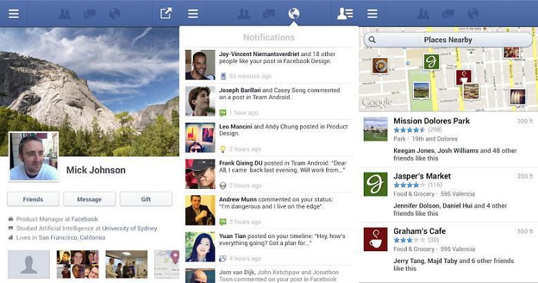 Come scaricare Facebook 149.0.0.23.70 beta per Android 1