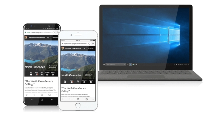 Come scaricare Microsoft Edge su Android, il browser 1