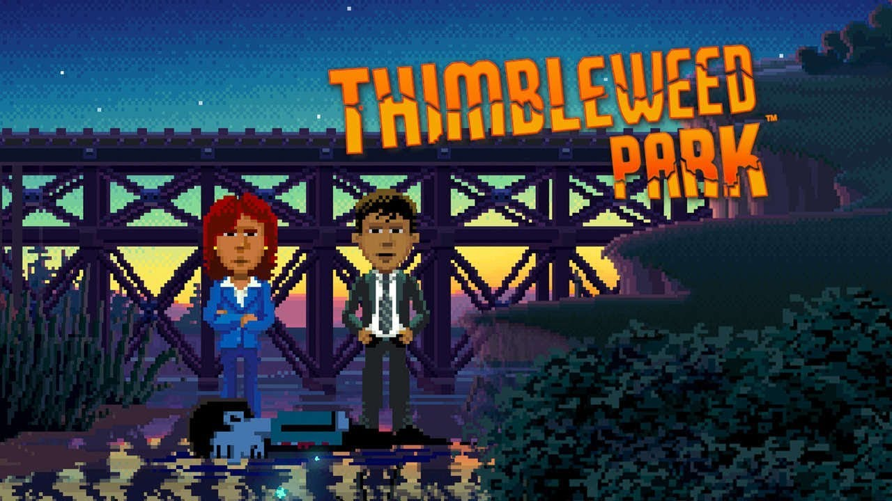 Come scaricare Thimbleweed Park per Android 1