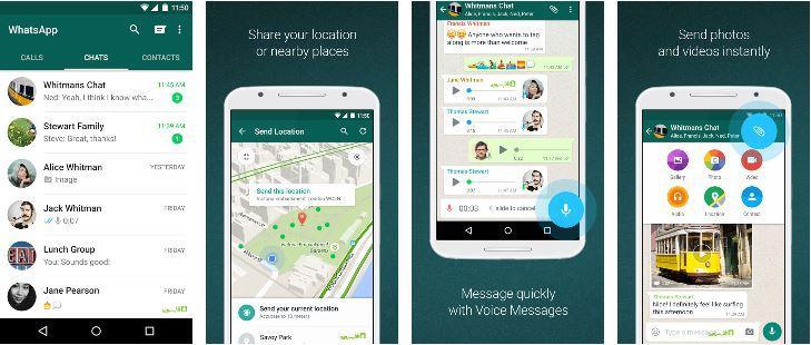 Come scaricare l'APK di WhatsApp Messenger 2.17.395 in 5 passaggi 1
