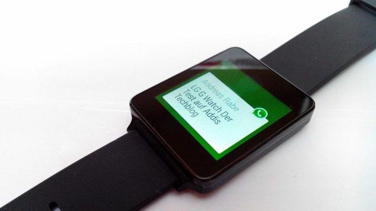 Come scaricare WhatsApp gratuitamente per Smartwatch 1