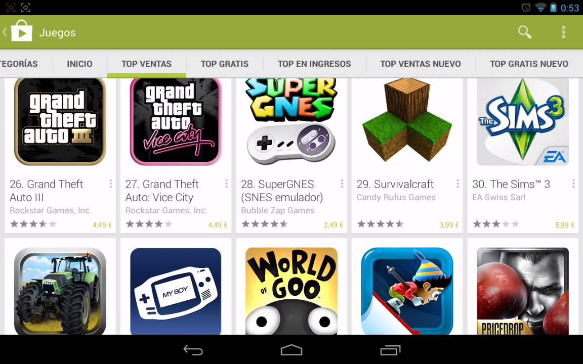 Come scaricare gratuitamente app Android a pagamento 1