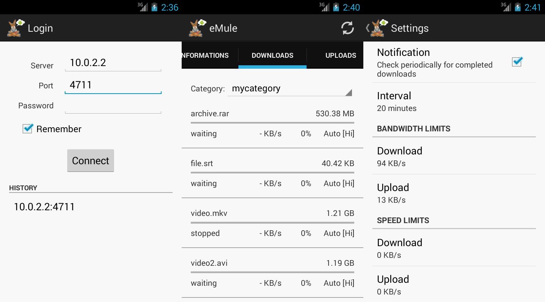 Come scaricare eMule per Android in 5 passaggi 1