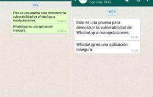 Come inviare un messaggio a un WhatsApp che mi ha bloccato? 30