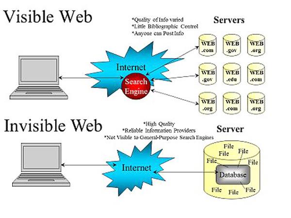 Deep Web Che cos'è, come funziona e come accedere a Internet in modo sicuro? 4