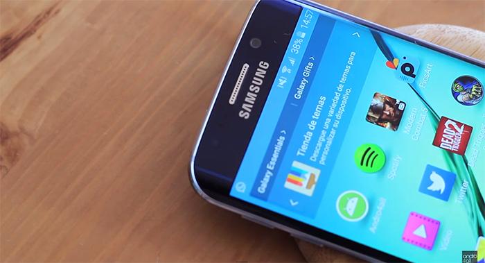 Come funziona lo schermo Samsung Mobile Edge? 1