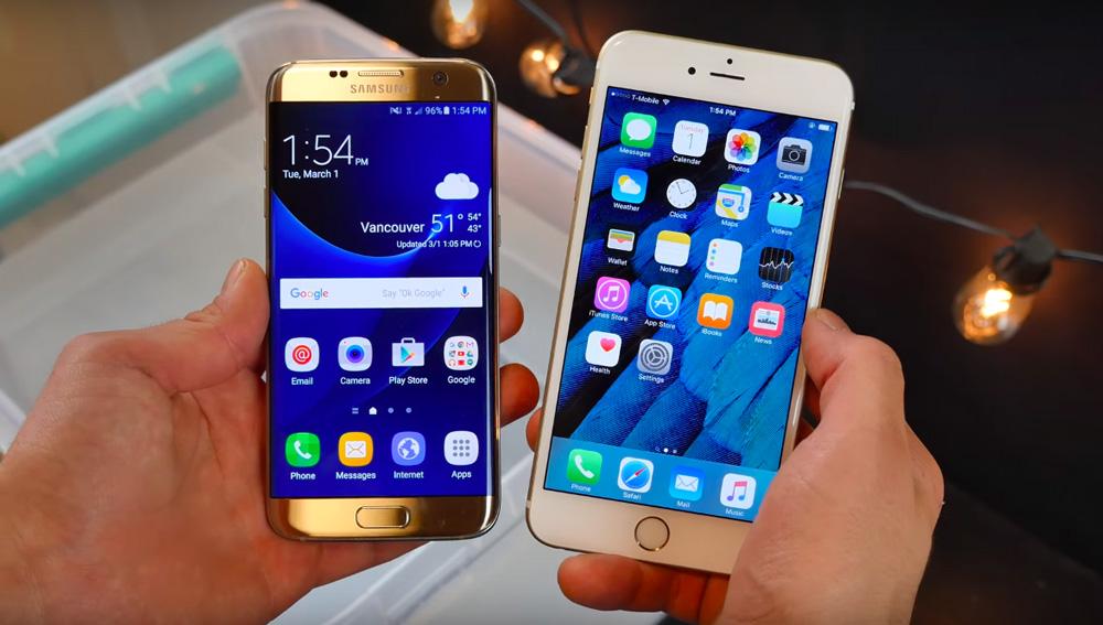 Come far sembrare un Samsung un iPhone 1