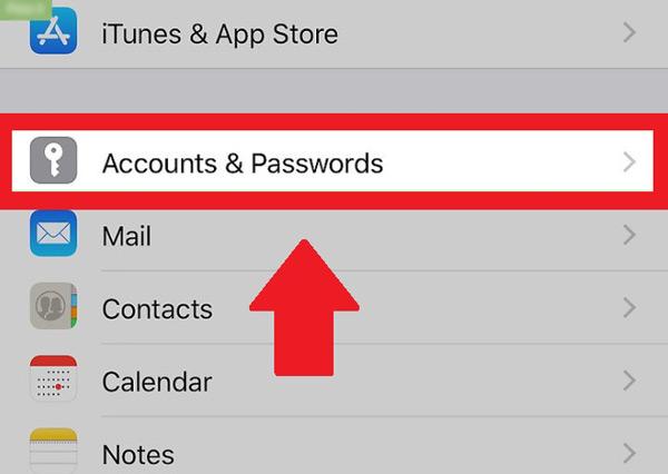 Come passare tutti i contatti del tuo telefono iPhone a Gmail? Guida passo passo 9