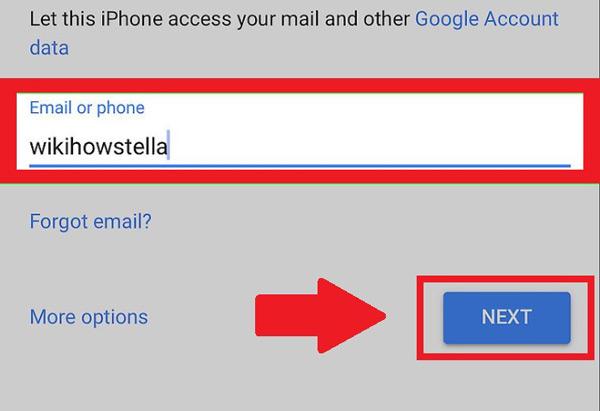 Come passare tutti i contatti del tuo telefono iPhone a Gmail? Guida passo passo 12