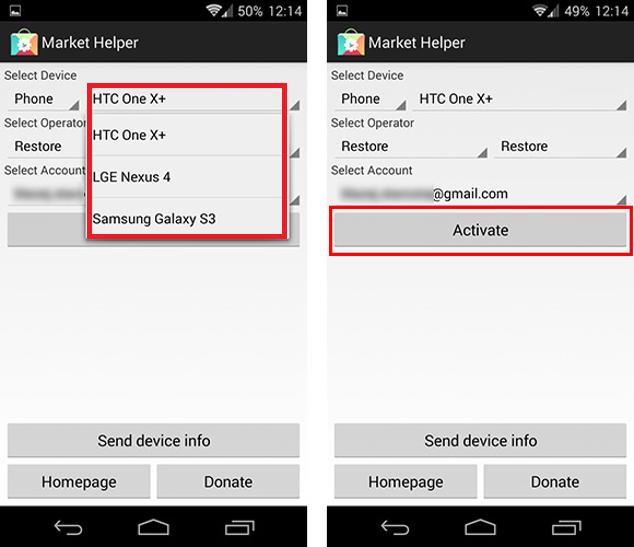 Come installare applicazioni non supportate su Android 1