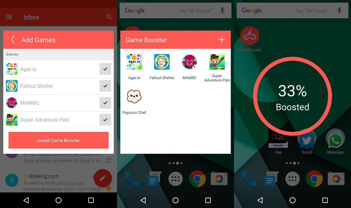 Come ottimizzare i giochi su un dispositivo mobile Android 1