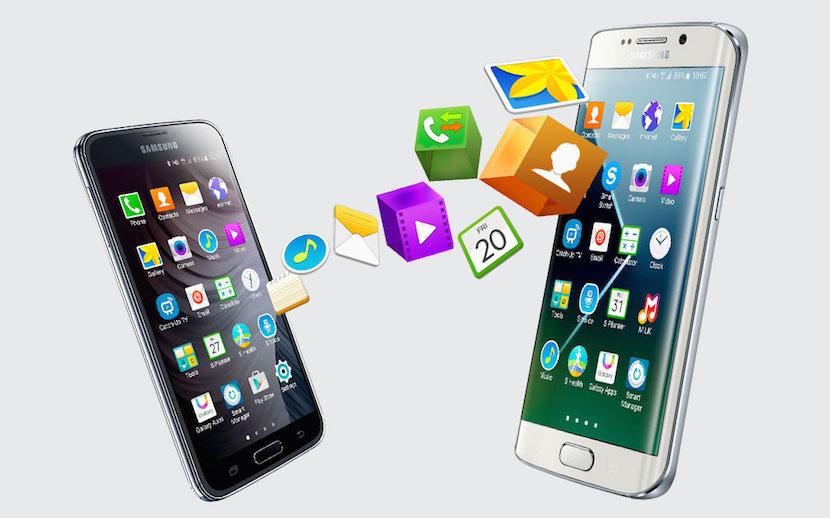 Come trasferire dati o contatti da un cellulare all'altro 1