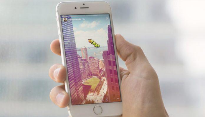 Come mettere collegamenti su storie di Instagram 1