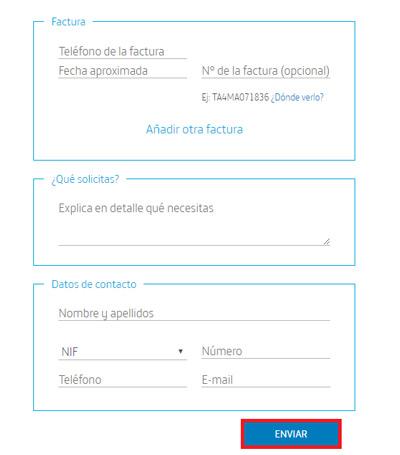 Come creare un account di posta elettronica Telefónica Movistar? Guida passo passo 13