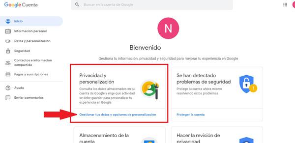 Cronologia di navigazione di Google Come visualizzare, configurare, eliminare e scaricare tutto? 17