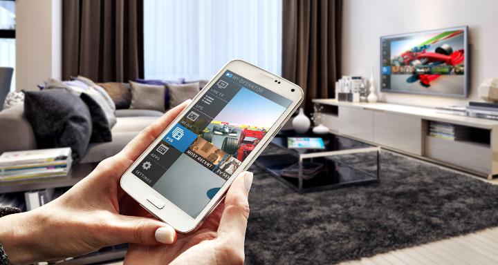 Come posso rendere il mio cellulare guardare in TV? 1
