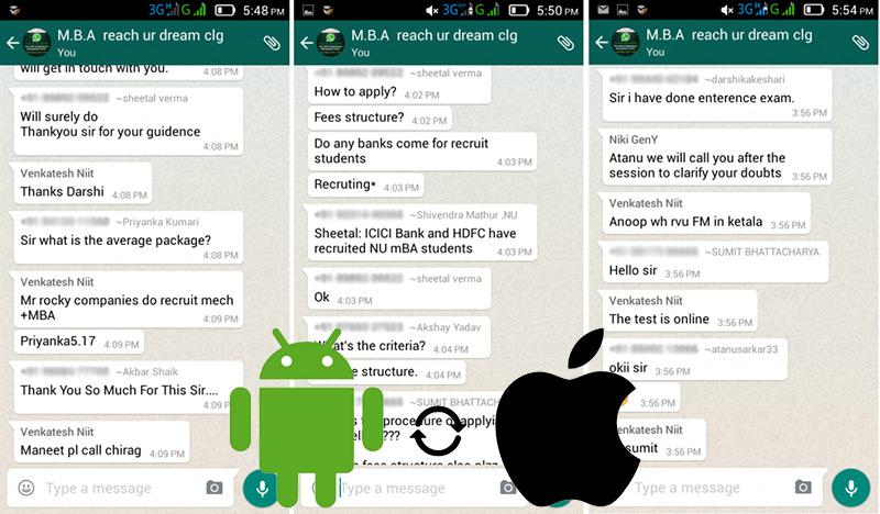 Come recuperare i messaggi WhatsApp cancellati e leggere conversazioni e chat cancellate? Guida passo passo 5