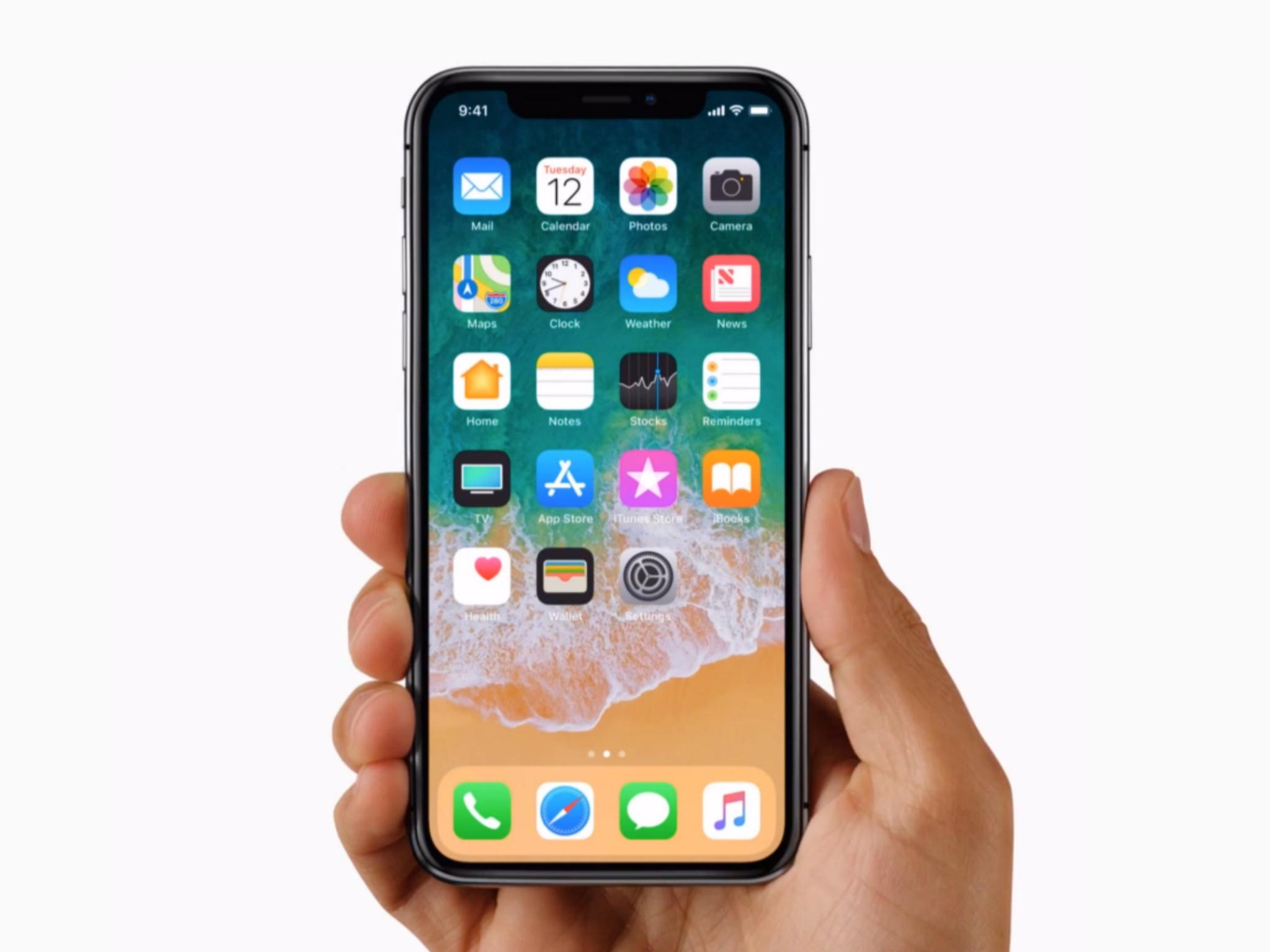 Come conoscere l'IMEI del tuo iPhone X. 1