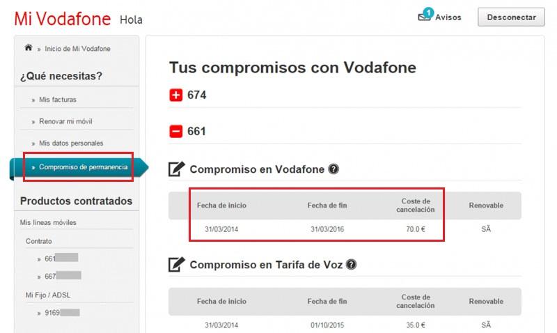 Come annullare l'iscrizione a Vodafone in modo facile e veloce per sempre? Guida passo passo 2