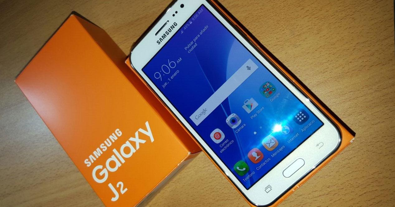 Come sapere se il Samsung Galaxy J2 ha un magnetometro 1
