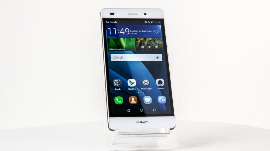 Come sapere se il mio telefono Huawei ha un giroscopio 1
