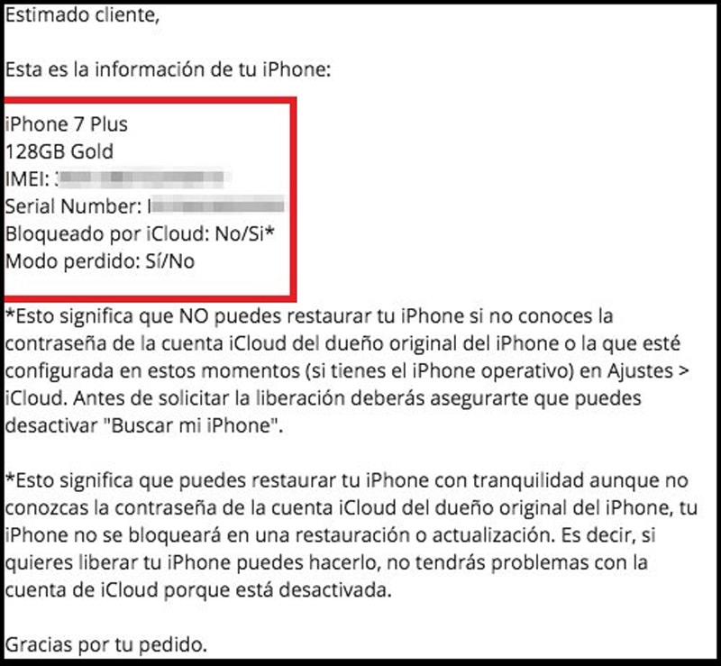Come sapere se il mio telefono iPhone è bloccato con qualsiasi metodo? Guida passo passo 16