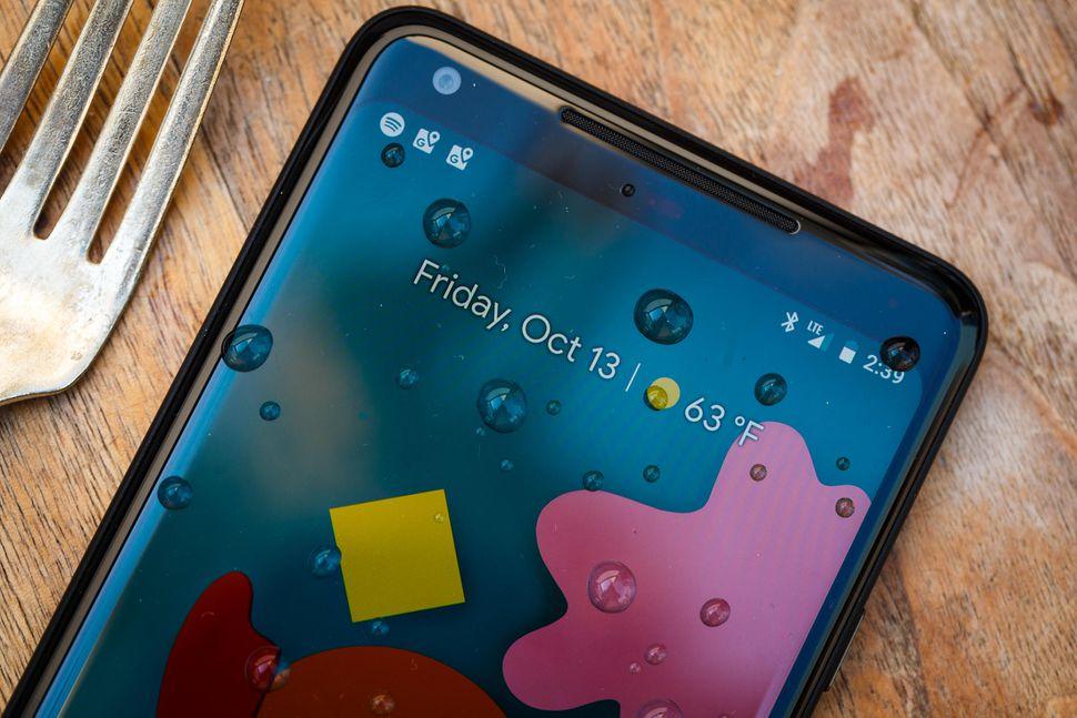 Come risolvere lo schermo a colori di Google Pixel 2 XL 1