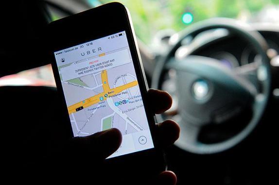 Come utilizzare l'applicazione Uber Driver 1