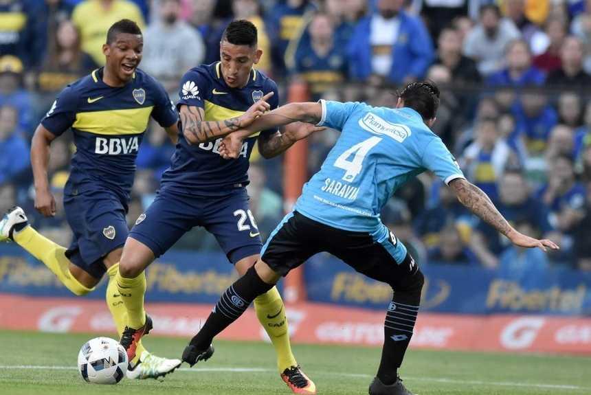 Come guardare Boca - Belgrano dal vivo - Super League argentina 1