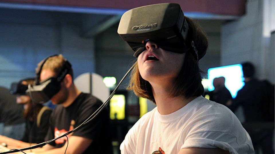 Come guardare film in Oculus VR 1