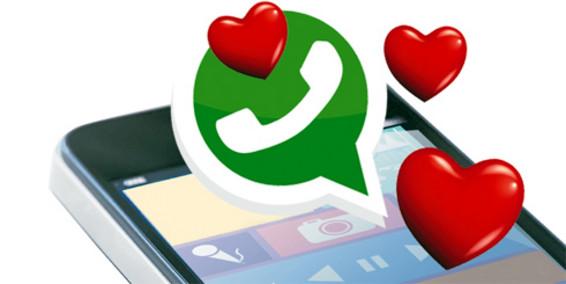 Le migliori catene d'amore per WhatsApp 1