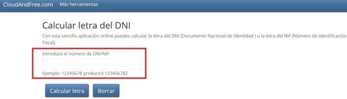 Come calcolare la lettera del DNI elettronico e a cosa serve il DNIe? Guida passo passo 3