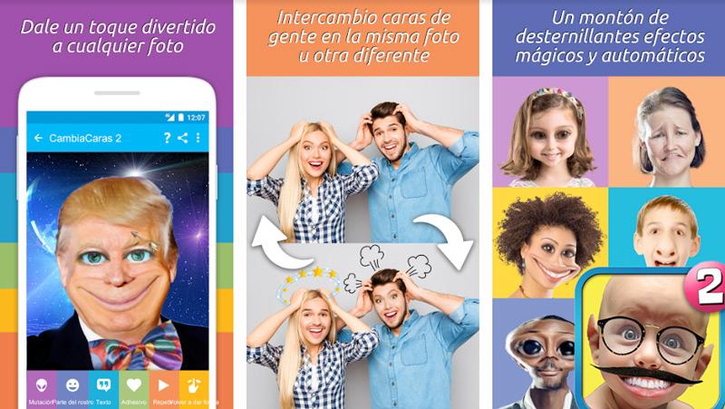 Quali sono le migliori applicazioni per cambiare volto su Android e iOS? Elenco 2019 10