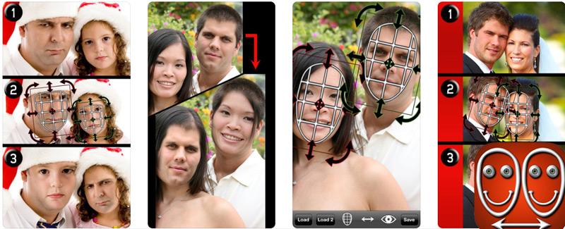 Quali sono le migliori applicazioni per cambiare volto su Android e iOS? Elenco 2019 16