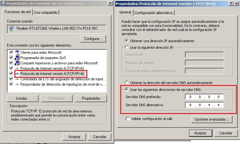Come configurare una rete per utilizzare il DNS pubblico di Google? Guida passo passo 13