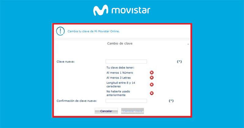 Come creare un account di posta elettronica Telefónica Movistar? Guida passo passo 8