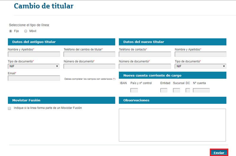 Come creare un account di posta elettronica Telefónica Movistar? Guida passo passo 10