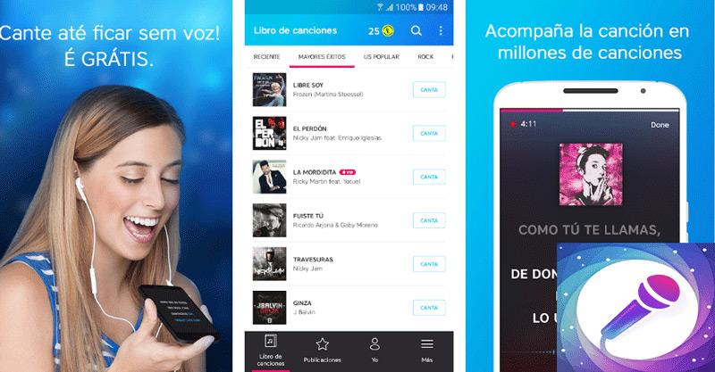 Quali sono le migliori applicazioni per cantare bene e sintonizzare per Android e iOS? Elenco 2019 6