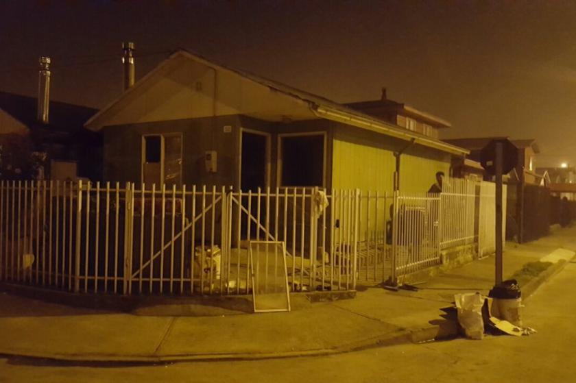 Video della casa paranormale a Puerto Montt 1