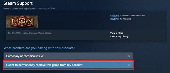 Come eliminare un account Steam in modo rapido, semplice e per sempre? Guida passo passo 4