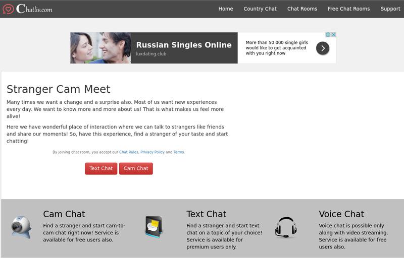 Quali sono le migliori pagine di alternative di chat a Omegle per incontrare persone provenienti da tutto il mondo? Elenco 2019 6
