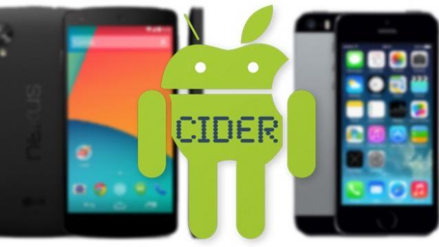Scarica Cider APK per Android e trasformalo facilmente in un iPhone 2
