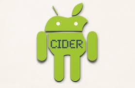 Scarica Cider APK per Android e trasformalo facilmente in un iPhone 1