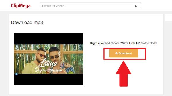 Come scaricare canzoni e musica da YouTube gratuitamente e senza programmi? Guida passo passo 10